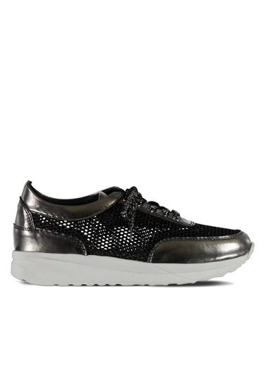 Marjin Sneakers Gümüş
